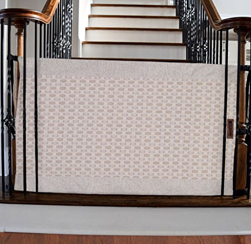 The Stair Barrier Banister To Banister Baby Pet Gate