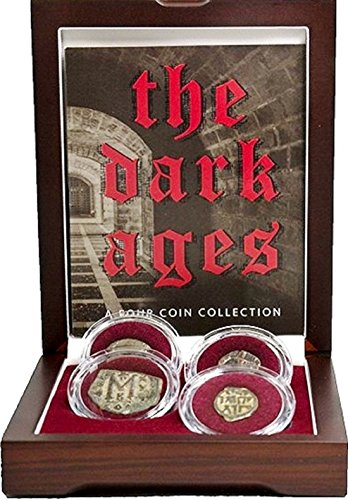 unknown 400 The Dark Ages: A Collection of Four Coins Boxed Set With Story-Certificate Very Good - Unknown Four