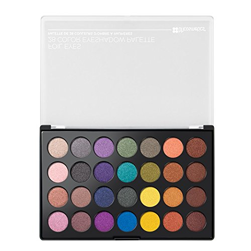 Foil Eyes - 28 Color Eyeshadow Palette