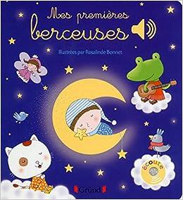 Book's Cover of Mes premières berceuses (Français) Relié – 6 mars 2014