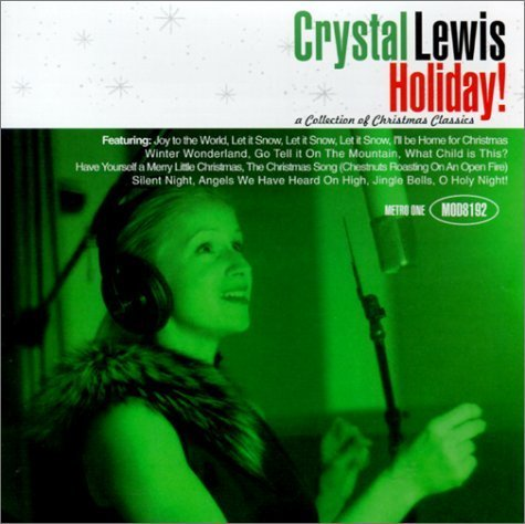 Crystal Lewis Cd - Holiday: A Collection of Christmas Classics