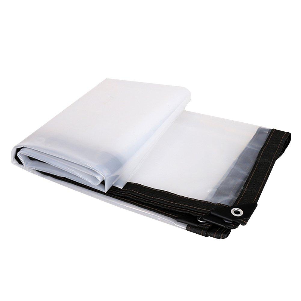 Qing MEI Umhüllen des Perforierten Gewächshausfilmregenschutztuches Anti-kalter Polyporöser Isolierfilm Ohne Tropffilm Transparente Plastikfilm-Plastikpapier A+ (größe   8x8m)