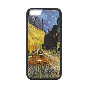 """WJHSSB Cover Shell Phone Case Van Gogh For iPhone 6 (4.7"""")"""