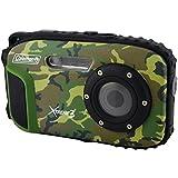COLEMAN C9WP-CAMO 20.0 Megapixel Xtreme3 HD/Video Waterproof Digital Camera (Camo) consumer electronics
