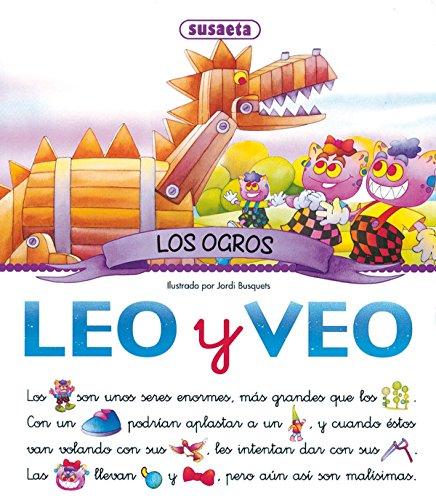 Leo Leo Los Ogros (Spanish Edition)