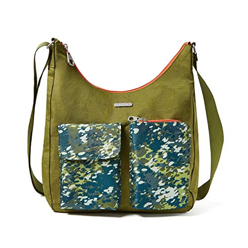 baggallini Cargo Print Women's Hobo Handbag