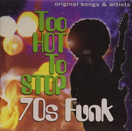 Allegro Floyd - Too Hot to Stop-70s Funk