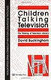 Children Talking Television, , 0750701099