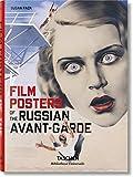 BU-Les affiches de cinéma de l'avant-garde russe