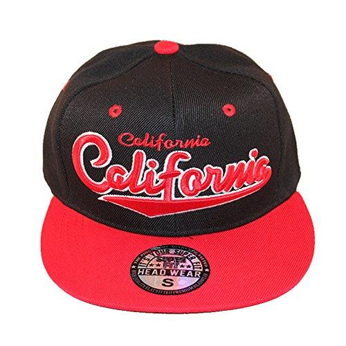 Hat Reserve California Cursive Fitted Cap