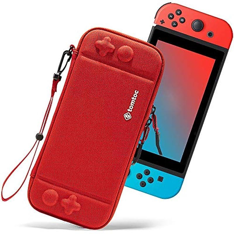 Nintendo Switch 대응 tomtoc 하드 케이스