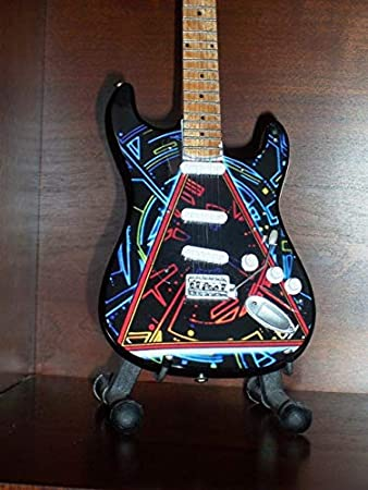 Mini guitarra Coldplay Chris Martin Viva La Vida gráfico regalo ...