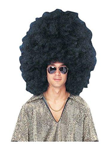 Super Size Black Afro Wig