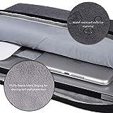 14-15 Inch Waterproof Laptop Sleeve Bag Compatible