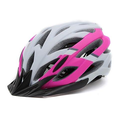 Relddd Bicycle Helmet Made of EPS+PCBicicleta Casco Hecho de eps + pc Coche Bicicleta de montaña Plegable Casco Bici Montar Equipos equitación Casco ...