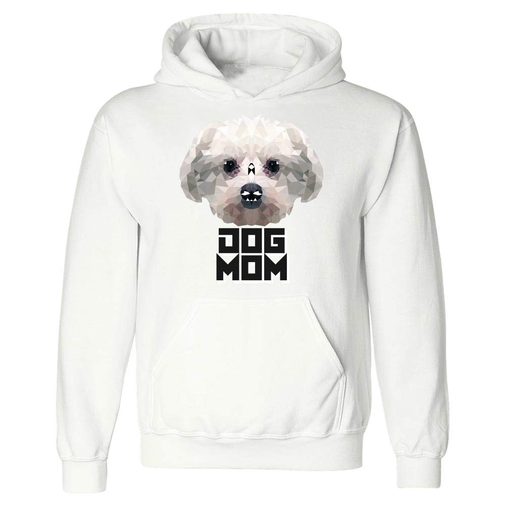 Funny Mothers Day Pet Owner Fur Mama Humor Dog Mom Hoodie