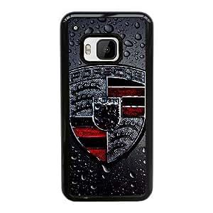 HTC One M9 Phone Case Porsche Logo Images Appearance