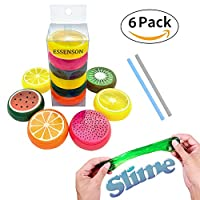 Magic Crystal Slime Putty Toy...