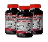 Male Enhancing Pills Increase Size and Girth - Muira PUAMA Extract 2200 Mg