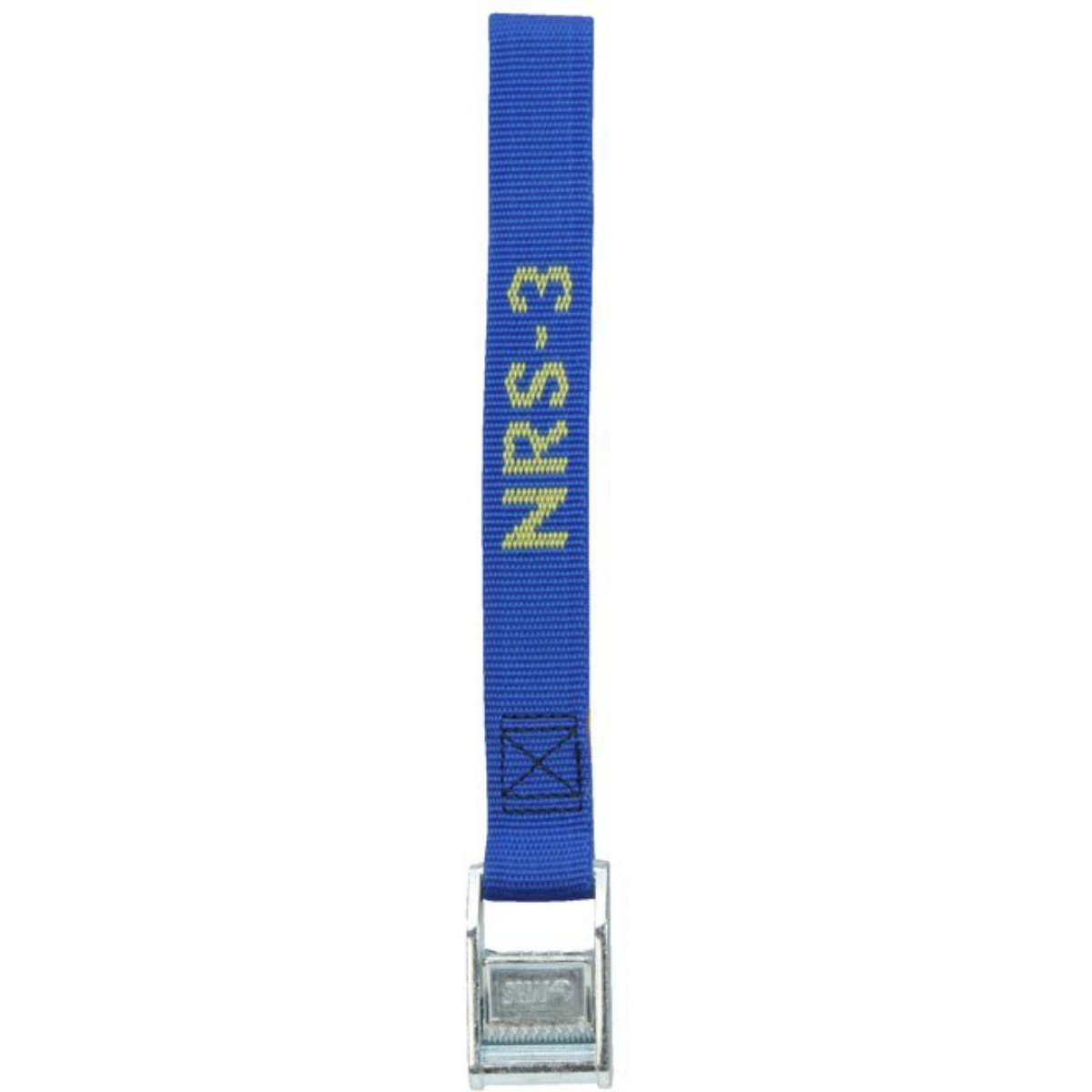 NRS 1-Inch Heavy-Duty Tie-Down Strap, Blue (3-Foot)- Single by NRS