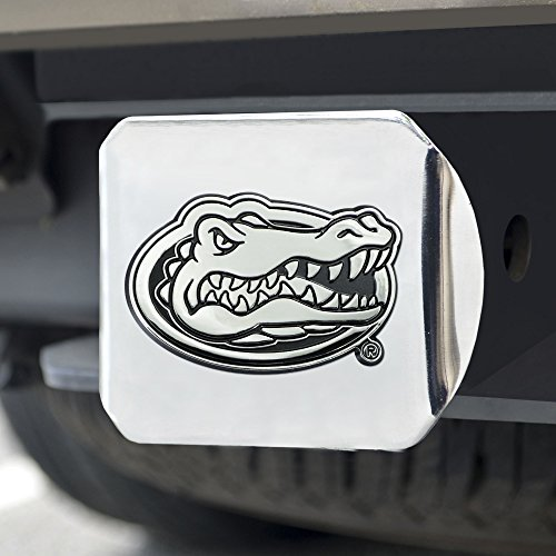 FANMATS NCAA University of Florida Gators Chrome Hitch Cover