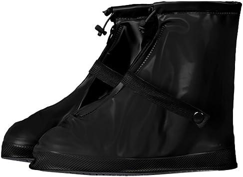 Men Women Reusable Rain Shoe Cover Waterproof Boot Overshoes Boots Protector