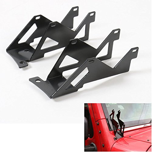 Fit For Jeep Wrangler 2007-2017 Car Dual 3
