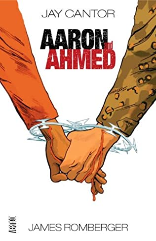 book cover of Aaron and Ahmed