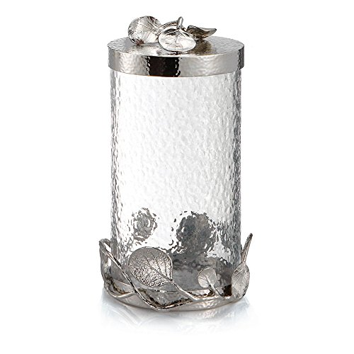Michael Aram Botanical Leaf Canister Large by Michael Aram