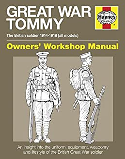 great war british tommy manual the british soldier 1914 18 all rh amazon co uk British Seagull Parts British Seagull Fuel Tank