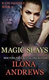 Magic Slays by Ilona Andrews front cover