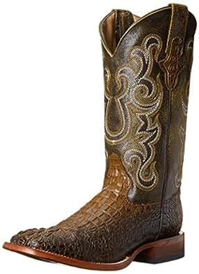 Men's Print Caiman CH Western Boot