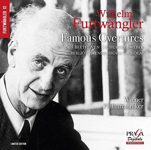 SACD : Wilhelm Furtwängler - Famous Overtures Furtwang, Wiener Philharmoniker (SACD)