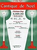 Adolphe Adam: Cantique De Noel (O Holy Night)- Medium-Low Voice. Für Gesang, Klavierbegleitung