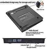 External CD DVD Drive, Dainty USB 3.0 Portable CD