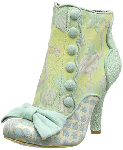 Irregular Mint Tacones Years Choice Mujer Golden verde OwqpOr