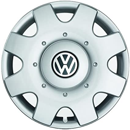 Image Unavailable. Image not available for. Color: Original VW Hub Caps 16 Inch Wheel ...