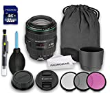Canon EF 70-300mm f/4.5-5.6 DO IS USM Lens + Original Canon Lens Hood ET-65B + Lens Cap + Original Canon Lens Bag + 3 PC Filter Kit + Lens Pen + Dust Blower + Cleaning Cloth