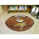 Fan Mats Minnesota Vikings NFL Football Floor Mat - 22 x 35 Inch