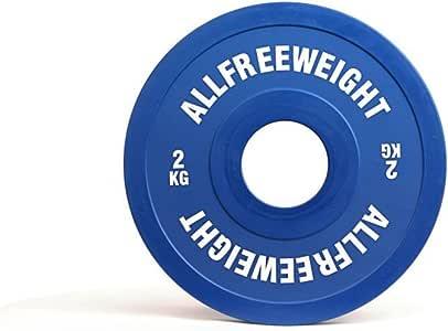 JARDIN202 0,5kg 135 diámetro/12,5mm Grosor. - Discos Fraccionales Olimpicos: Amazon.es: Deportes y aire libre