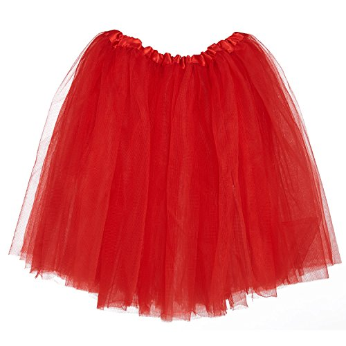 My Lello Big Girls Tutu 3-Layer Ballerina (4T-10yr) -