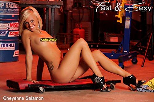Cheyenne Salamon Nude Shop - Nude Shop