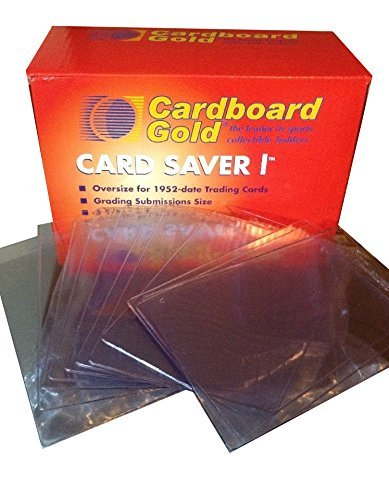 (Card Saver 1-25 Individual Holders)