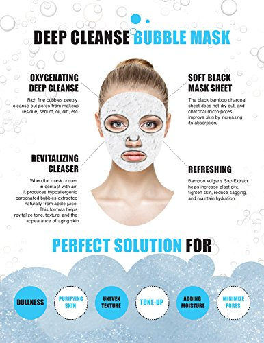 RUDE Fizz Bizz Deep Cleanse Bubble Mask La Prairie La Prairie Cellular Hydrating Serum--30Ml/1Oz For Women By La Prairie