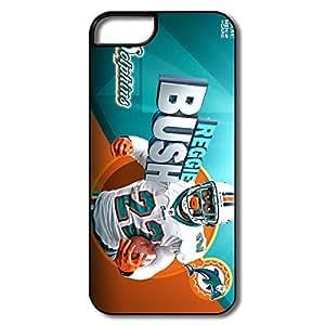 Miami Dolphins Reggie Bush For Iphone 5C Phone Case Cover
