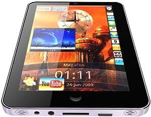 """BRVQ689B; Tablet 7"""". Pantalla LCD táctil resistiva. Sistema operativo Android 2.2 Froyo. Conectividad Wifi."""