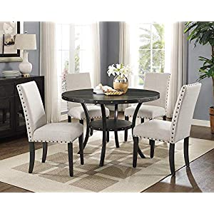 51sKbGAytwL._SS300_ Coastal Dining Room Furniture & Beach Dining Furniture