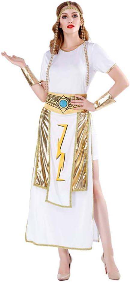 YyiHan Cosplay Disfraz, Traje Atractivo Diosa Griega Cleopatra ...