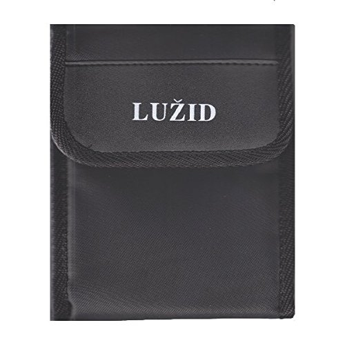 LUŽID Soft Grad ND 100mm x 150mm ND8 MC Filter Multi-Coated Optical Glass Luzid ND 8 0.9 100 Graduated Neutral Density