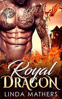 Royal Dragon Shifter Romance ebook product image